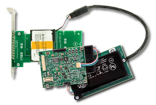LSI MegaRAID iBBU08 Backup Battery