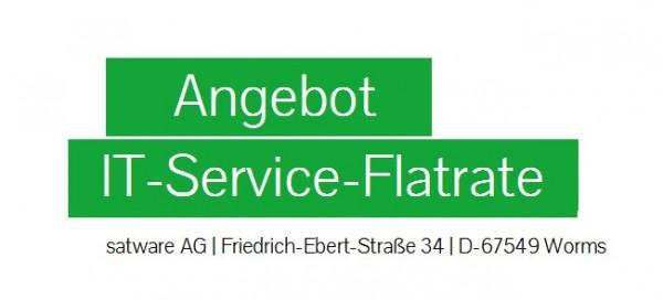 NAS (Qnap/Synology) Dienstleistungsflatrate Standard