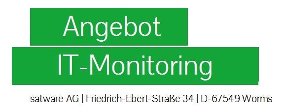 Monitoring Serverinstanz für Gesundheitsüberwachung und Auswertung