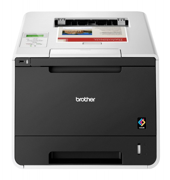 BROTHER HL-L8250CDN A4 color Laserdrucker