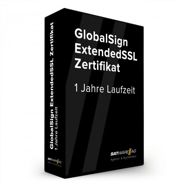 GlobalSign SSL Zertifikate