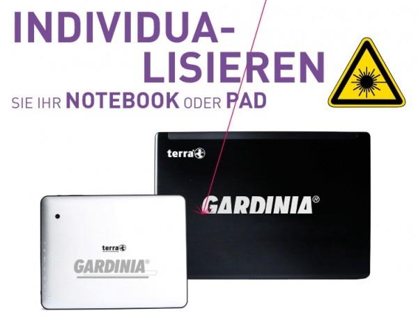Individualisieren Sie Ihr Notebook oder PAD