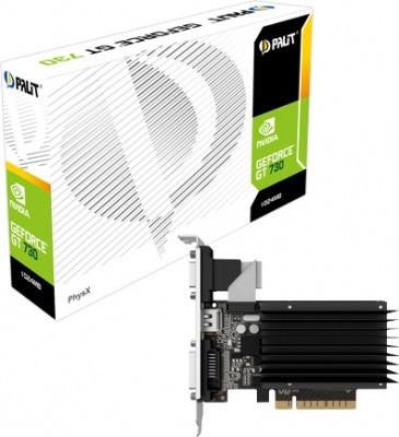 Palit GT730 1024MB,PCI-E,DVI,HDMI,passive  Grafikkarte