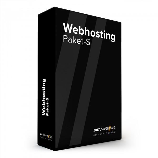 Webhosting Tarif S 2GB/2GB
