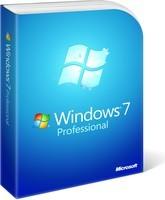 Microsoft Windows 7 Professional SP1 64-Bit DSP OEM DVD (DE)