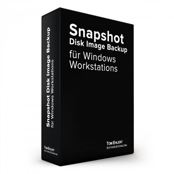 Snapshot - Disk Image Backup für Windows Workstations