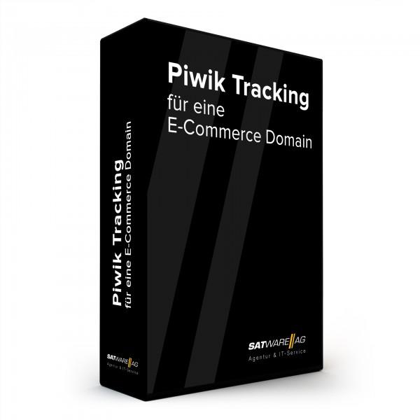 Piwik Tracking für eine E-Commerce Domain