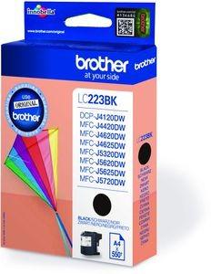 Brother LC-223 BK schwarz