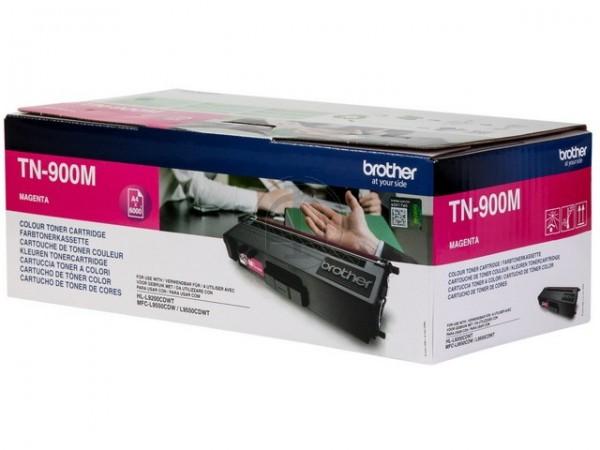 BROTHER TN-900M Toner magenta Extra hohe Kapazität 6.000 Seiten 1er-Pack-1