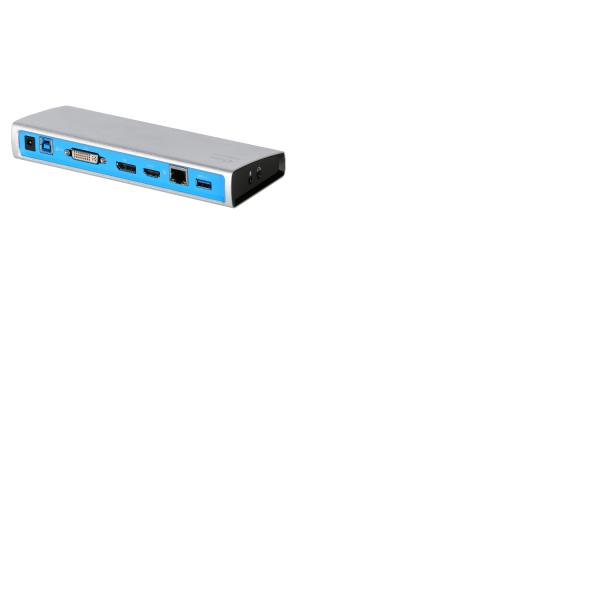 I-TEC USB 3.0 Metal Laptop Docking Station
