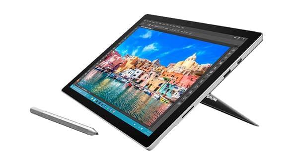 "Microsoft® Surface Pro4 12,3"" 256GB i5 8GB W10P"