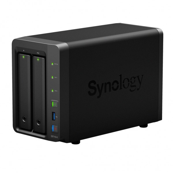 Synology DS716+II NAS