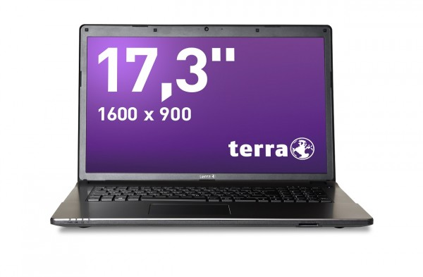 Laptop Terra Mobile 1749S i5-6300HQ W10P Notebook