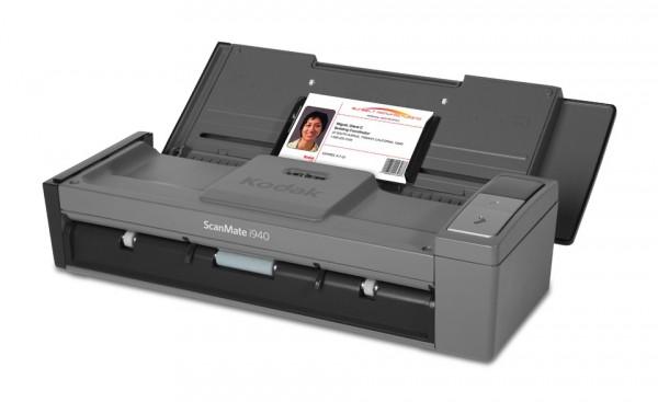 KODAK ScanMate i940 Scanner A4 Doku.scanner duplex