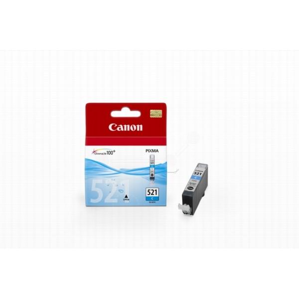 Tinte Canon CLI-521C cyan