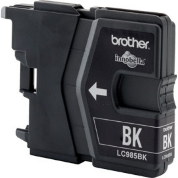 Brother LC-985 BK schwarz